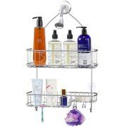 Bathroom Hanging Shower Head Caddy Organizer