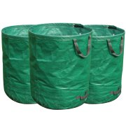 FLORA GUARD 3-Pack 72 Gallons Garden Waste Bags