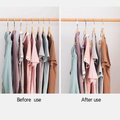 Wardrobe Space-saving Stack Hanger Hook Coat Hook