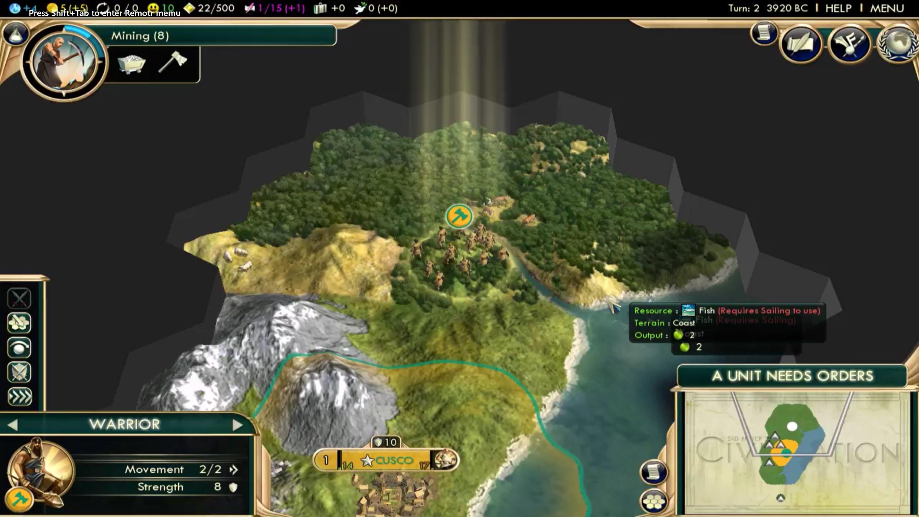 Remotr Screenshot