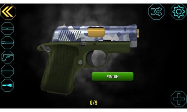 get gun builder custom