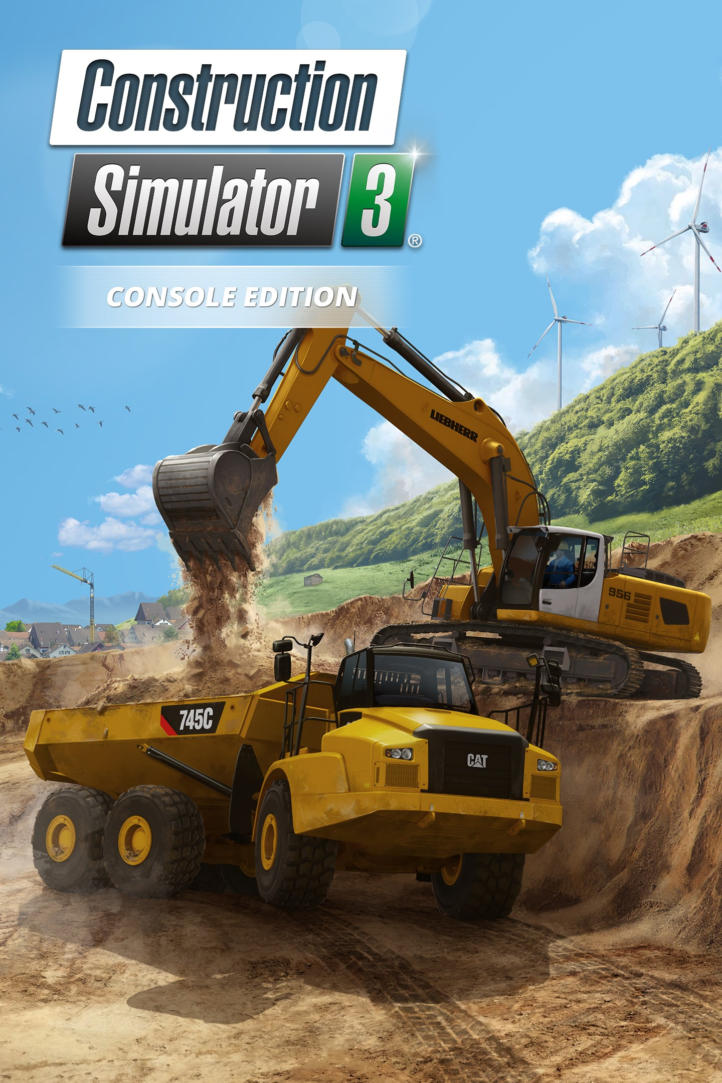 Construction Simulator 3 Pc : construction, simulator, Construction, Simulator, Console, Edition, Microsoft, Store, En-IN