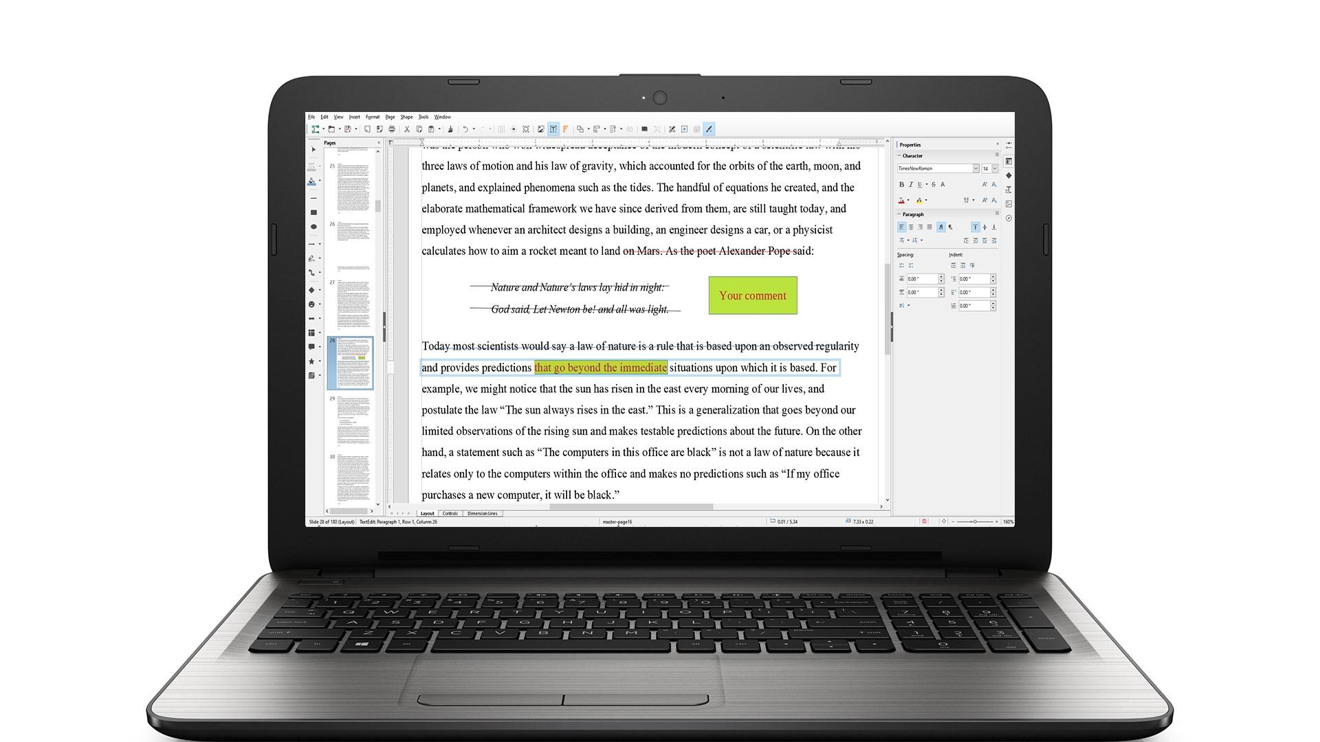 my pdf editor [ 1920 x 1080 Pixel ]