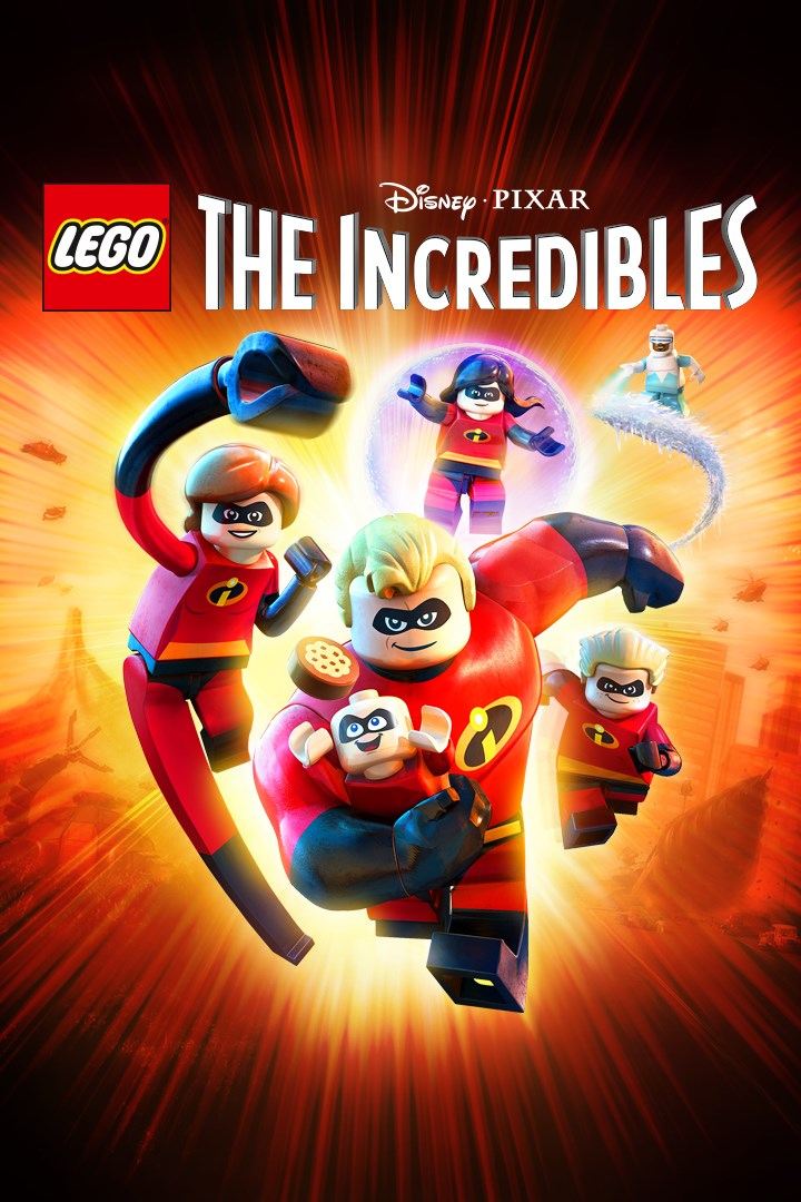 buy lego the incredibles