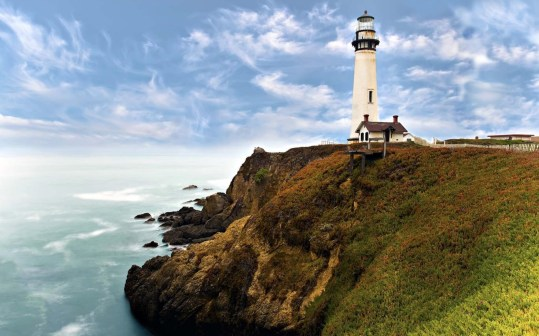 Microsoft Wallpaper Fall Lighthouses By Day For Windows 10 Pc Free Download Best