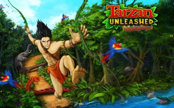 Tarzan Game Unleashed