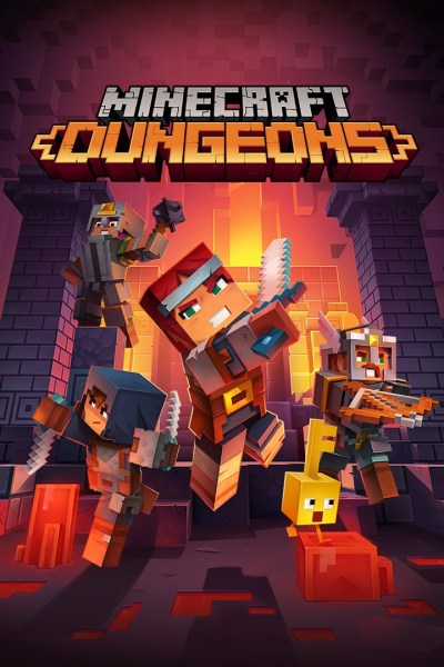 Minecraft Dungeons Is Now Available For Digital Pre Order