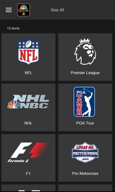 Get NBC Sports  Microsoft Store