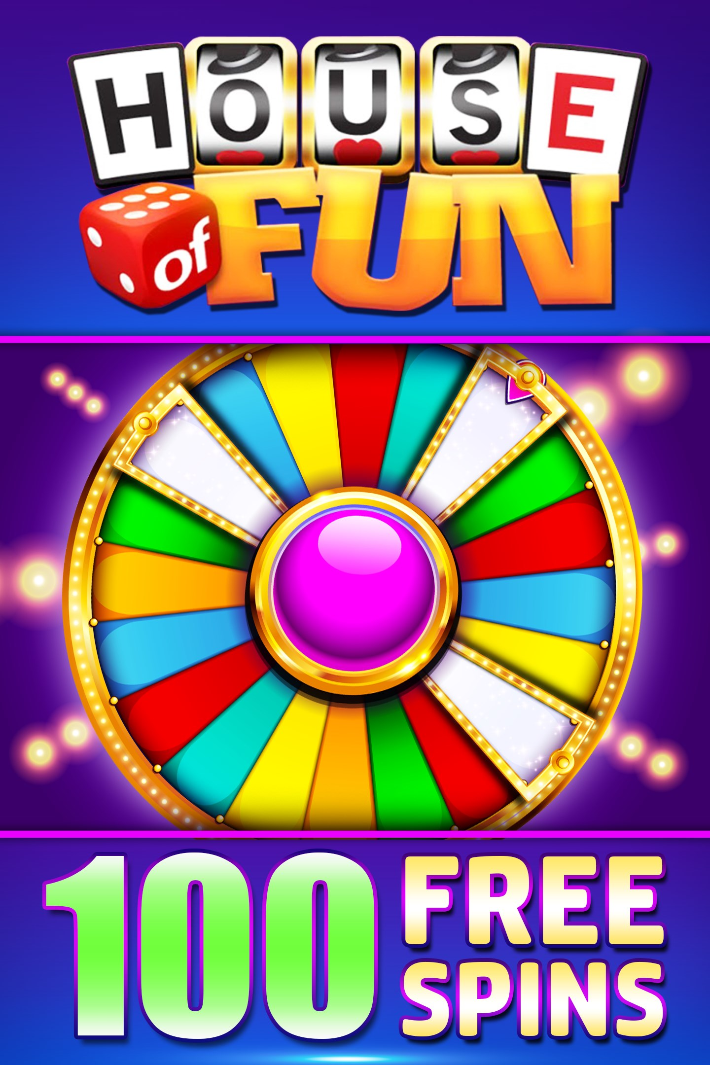 Free Coins House Of Fun Slot Freebies : coins, house, freebies, House, Coins, Spins, HomeLooker