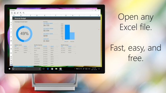 Xls Opener For Windows 10 Pc Free Download Best Windows