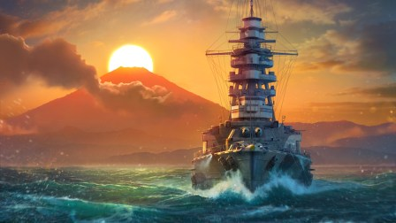 get world of warships