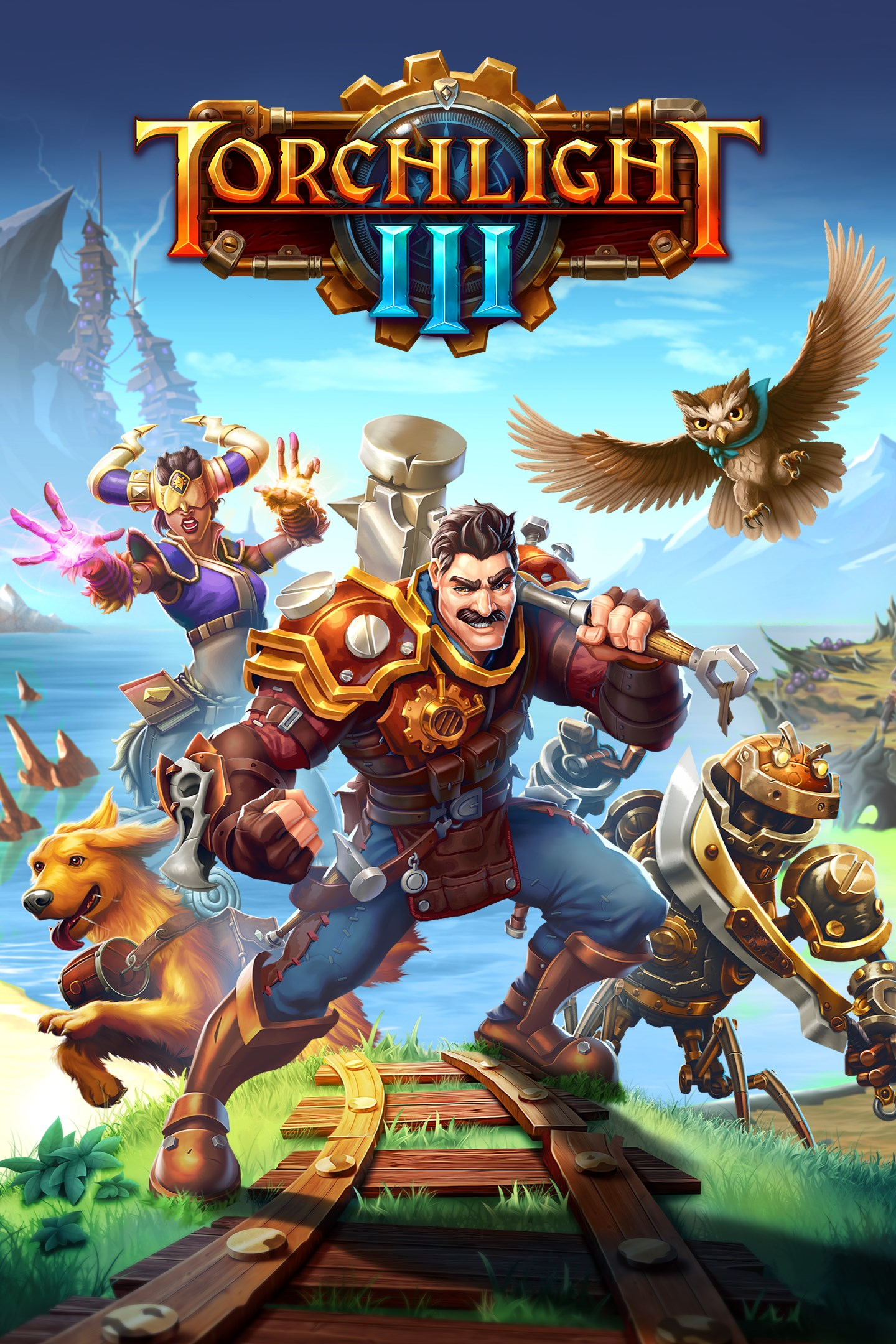 Torchlight III Is Now Available For Xbox One
