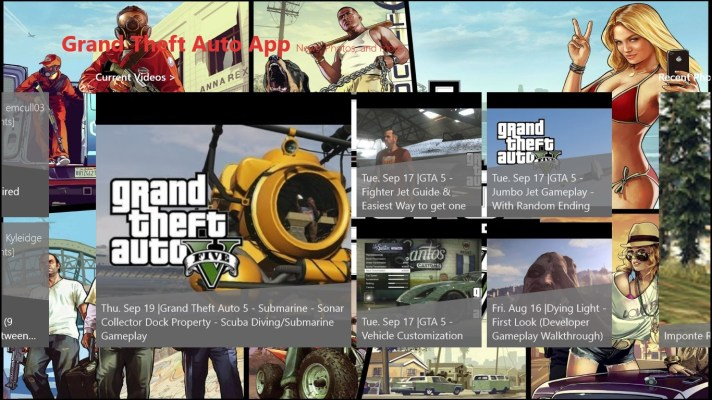 Grand Theft Auto App For Windows 10 Pc Free Download