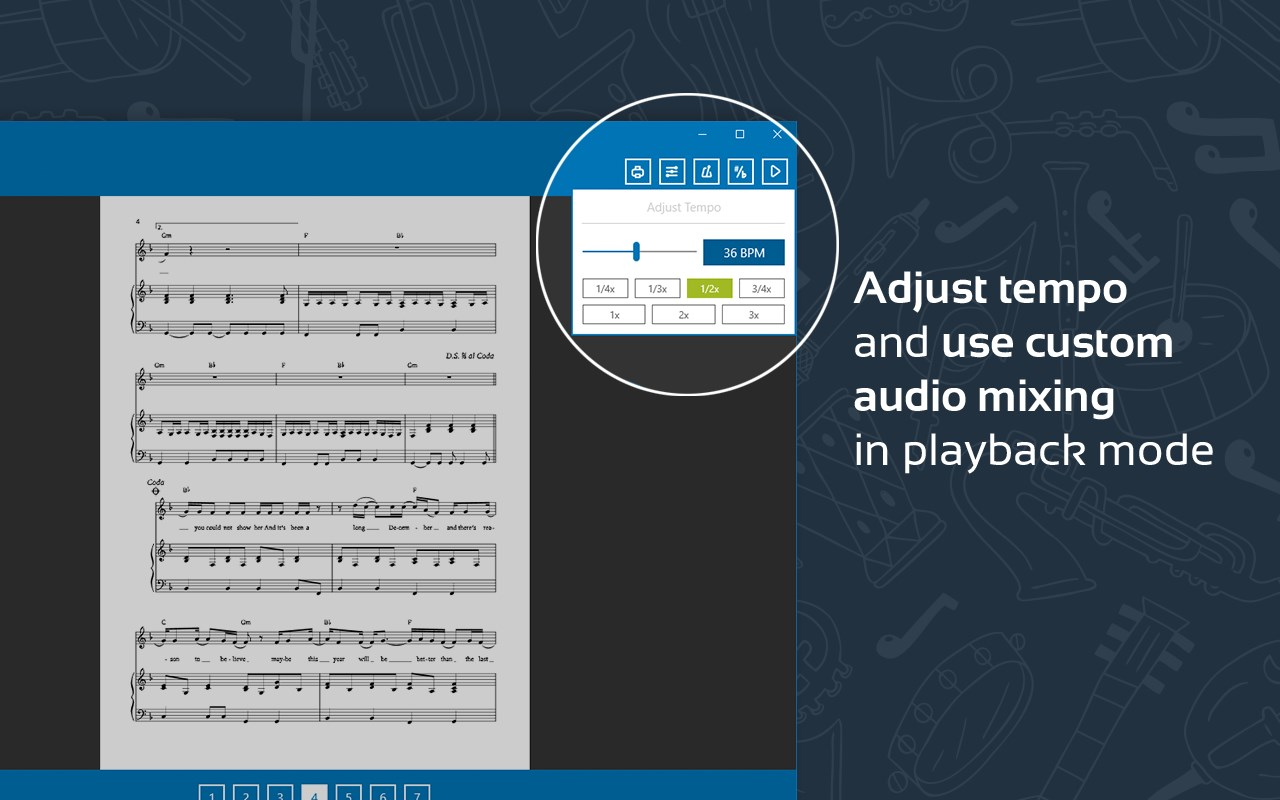 Musicnotes Sheet Music Player For Windows 10 For Windows 10