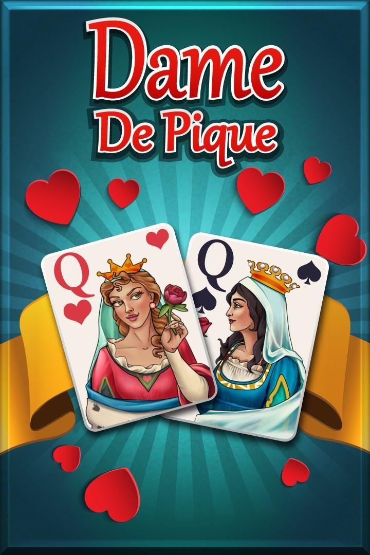 Jeu De La Dame De Pique : pique, Obtenir, Pique, Microsoft, Store, Fr-CA