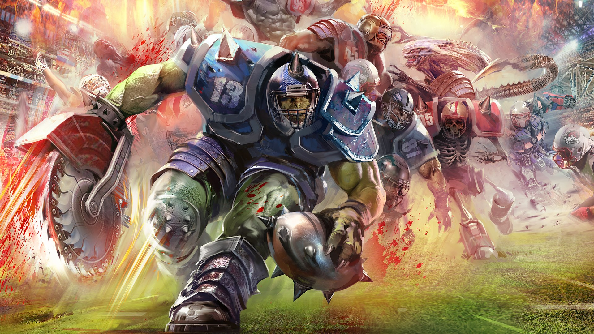 buy mutant football league