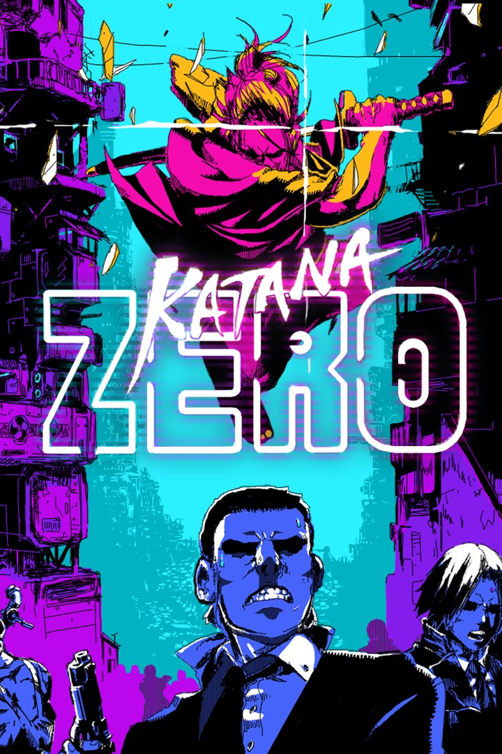 Katana Zero Is Now Available For Xbox One And Windows 10 (Also Included With Xbox Game Pass)