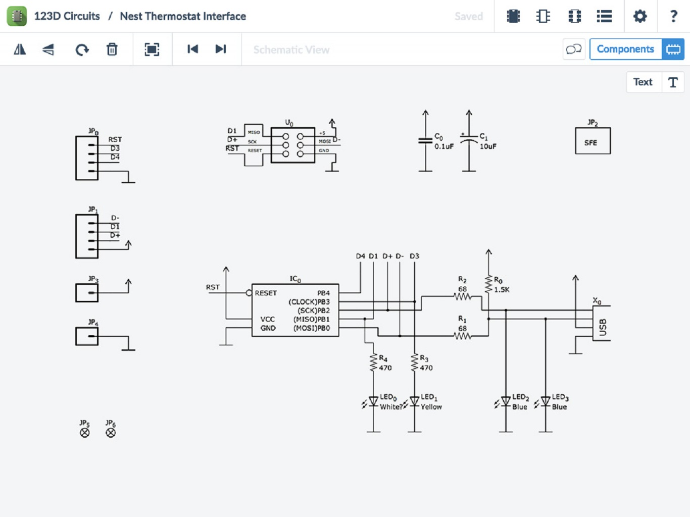 Autodesk® 123D® Circuits for Windows 10
