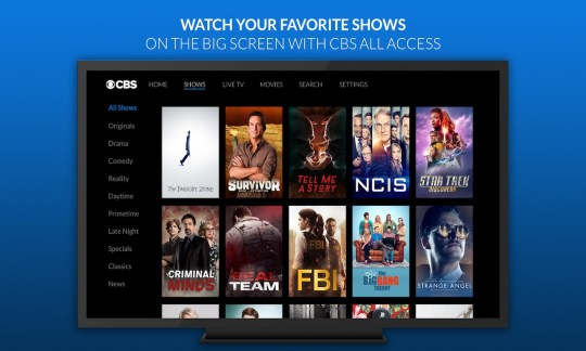 CBS for Windows 10 PC Free Download - Best Windows 10 Apps
