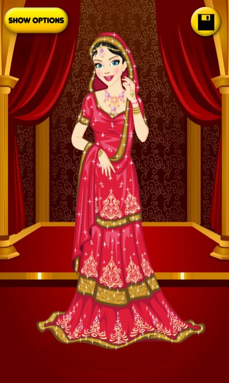 Get Indian Bride Dressup Microsoft Store
