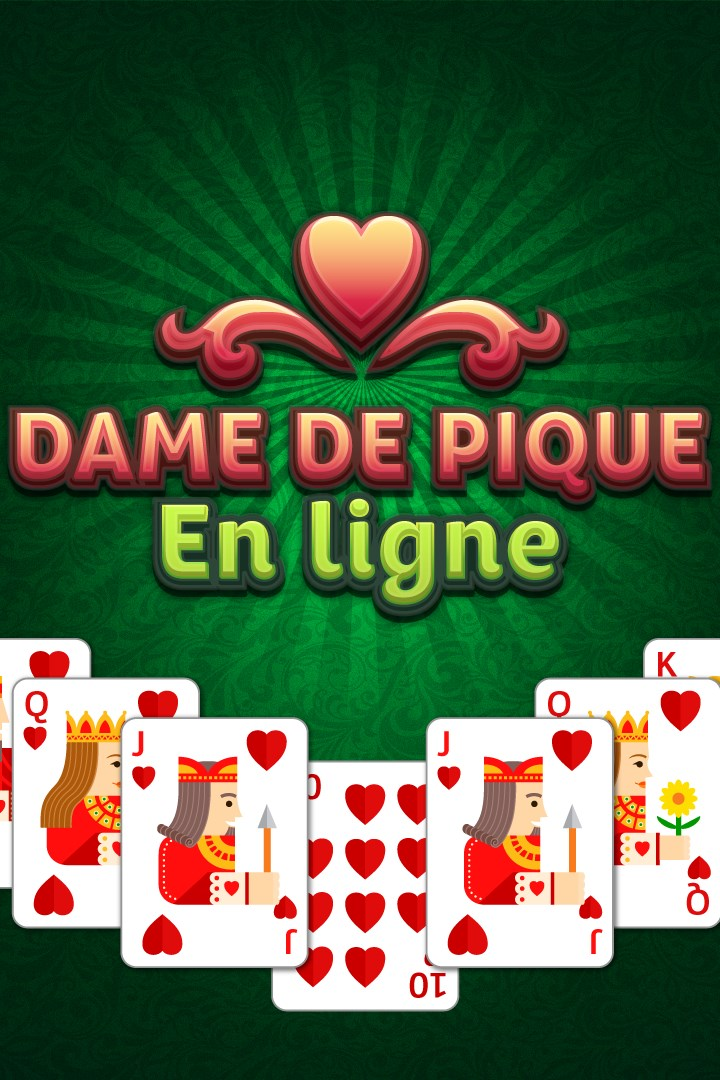 Jeux Dame De Pique Gratuit : pique, gratuit, Obtenir, Pique, Ligne, Microsoft, Store, Fr-CA
