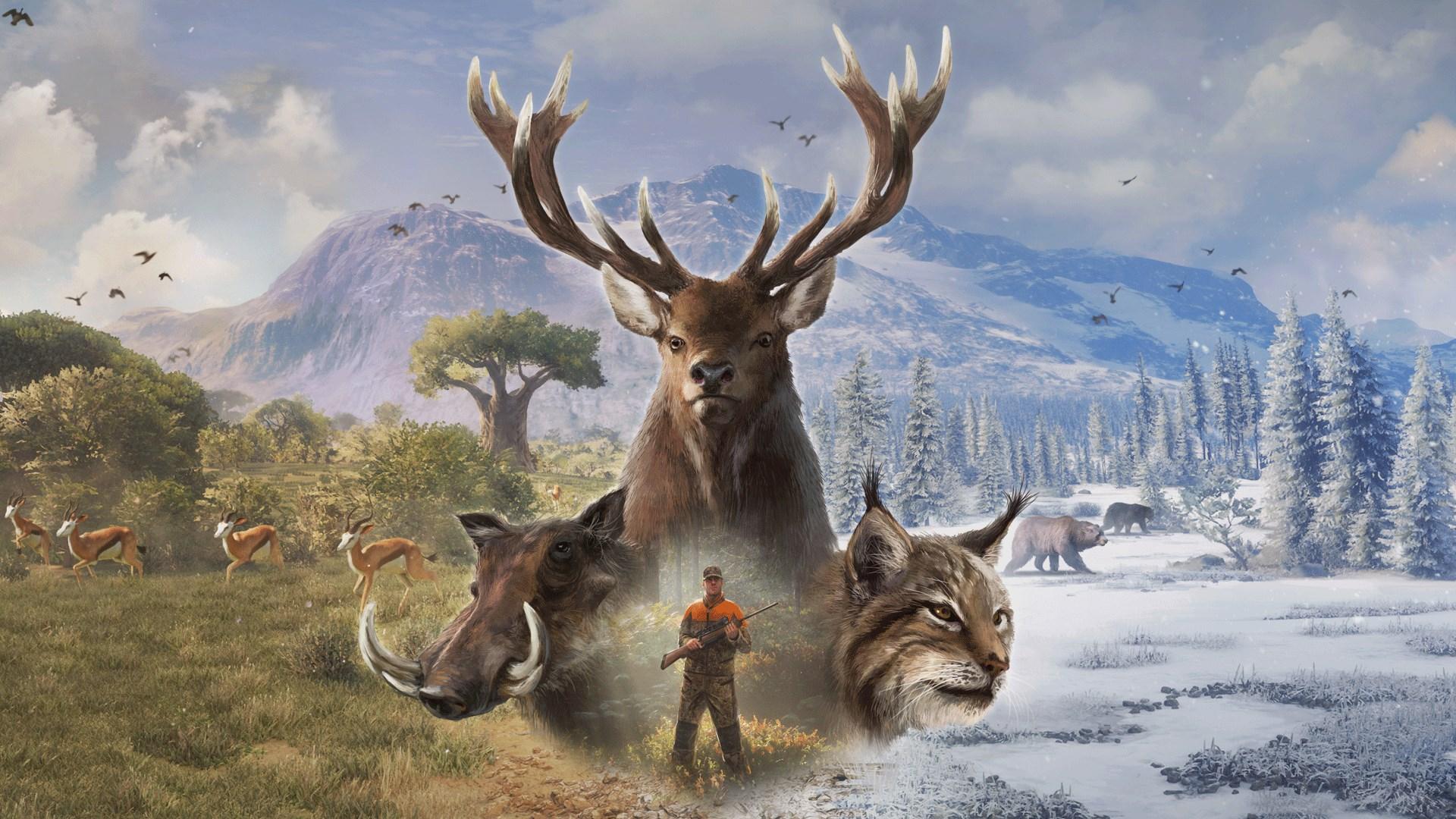 thehunter call of wild