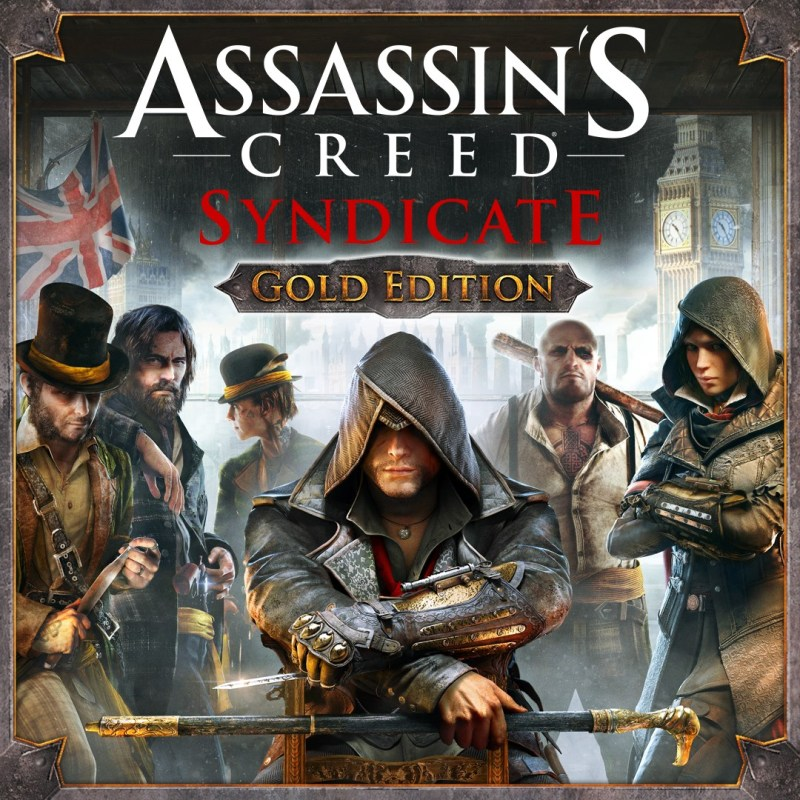67 Discount On Assassin S Creed Syndicate Gold Edition