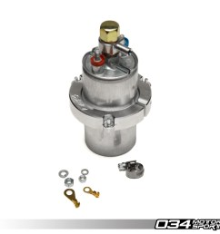 billet drop in fuel pump upgrade kit bosch high output 040  [ 1200 x 1200 Pixel ]