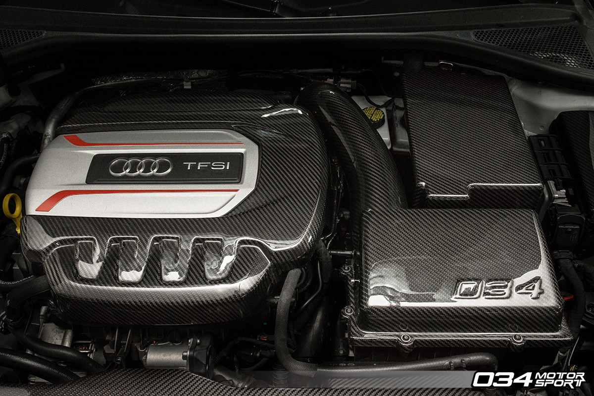 hight resolution of carbon fiber engine cover 8v audi s3 mkiii audi tts 034 1zz rh store 034motorsport com audi tt engine bay diagram audi tt engine bay diagram