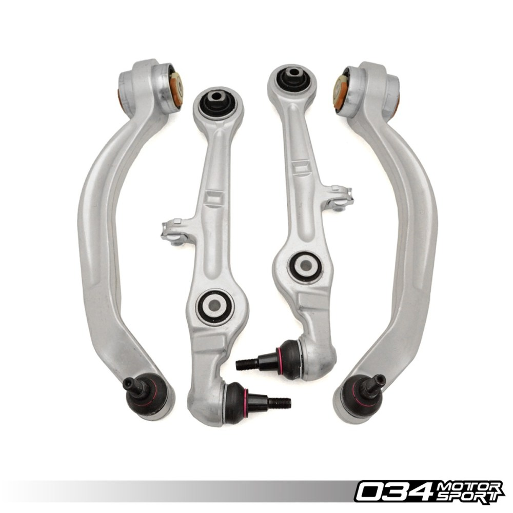 medium resolution of density line lower control arm kit for b6 b7 audi a4 s4 rs4