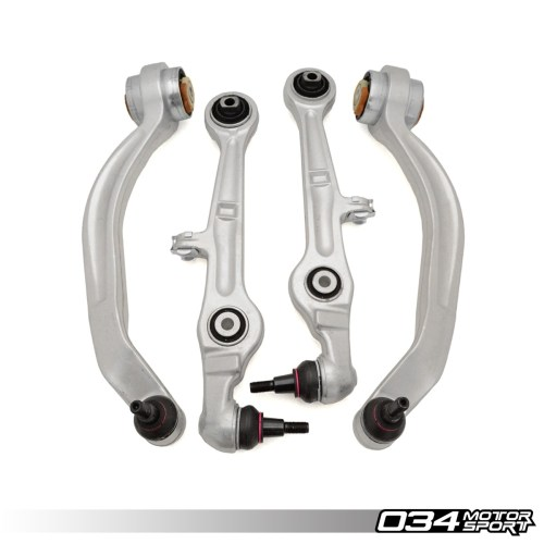 small resolution of density line lower control arm kit for b6 b7 audi a4 s4 rs4