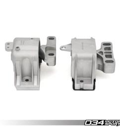 motor mount pair density line mkiv volkswagen 8l 8n audi 1 8 [ 1200 x 1200 Pixel ]