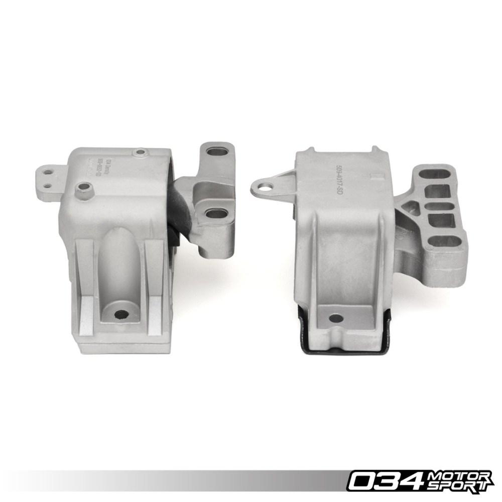 medium resolution of motor mount pair density line mkiv volkswagen 8l 8n audi 1 8
