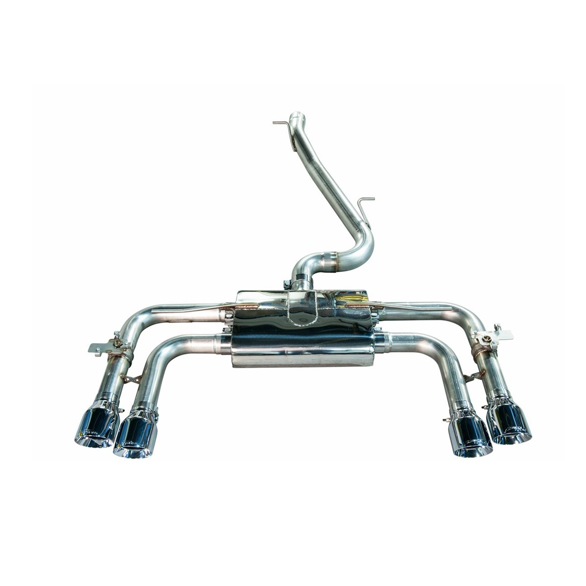 awe tuning mqb 8v audi s3 switchpath performance cat back exhaust system