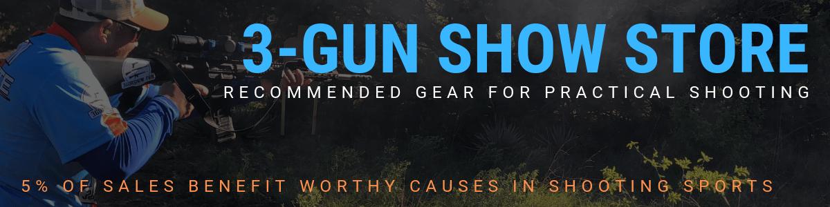 3-Gun Show Store