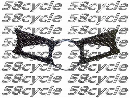 2004-2005 Kawasaki ZX10R Carbon Fiber Triple Tree Cover
