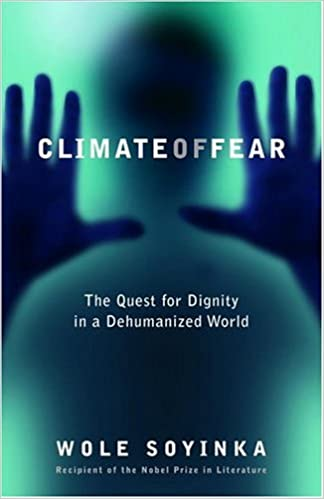 Climate of Fear by Wole Soyinka