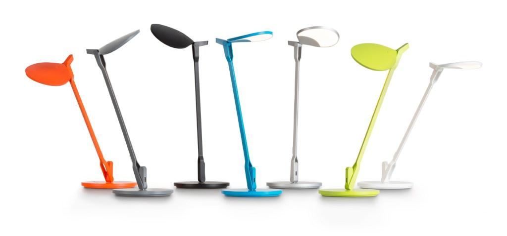 Splitty Desk Lamps