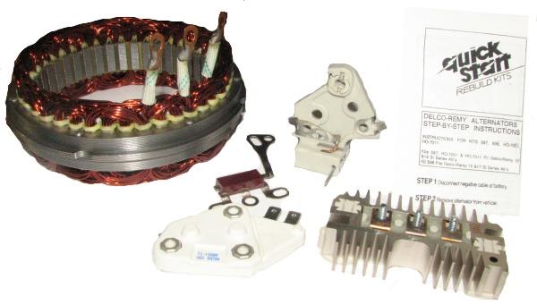 Cs130 Wiring Diagram Repair And Upgrade Kits For 10si Series Alternators