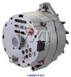 100 Amp Gm Alternator Wiring 7127sen 201021 Delco Type 10si Series Alternator 63