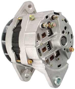 100 Amp Wiring Diagram 8367n 1234000dr Alternator 70 Amp 24 Volt 1 Wire