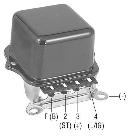 10dn Alternator Wiring Diagram Part D9212s Heavy Duty Ss Voltage Regulator For Delco