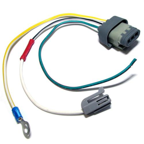 small resolution of part 925606 ford wiring plug combo for 3g series alternators for rh store alternatorparts com alternator wiring harness ford f 150 alternator wiring harness