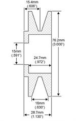 Nippondenso (Denso)Alternator Parts