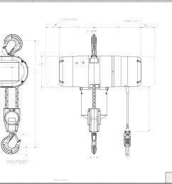chain hoist reeving diagrams wiring diagram name overhead crane cable reeving diagrams [ 3437 x 2281 Pixel ]