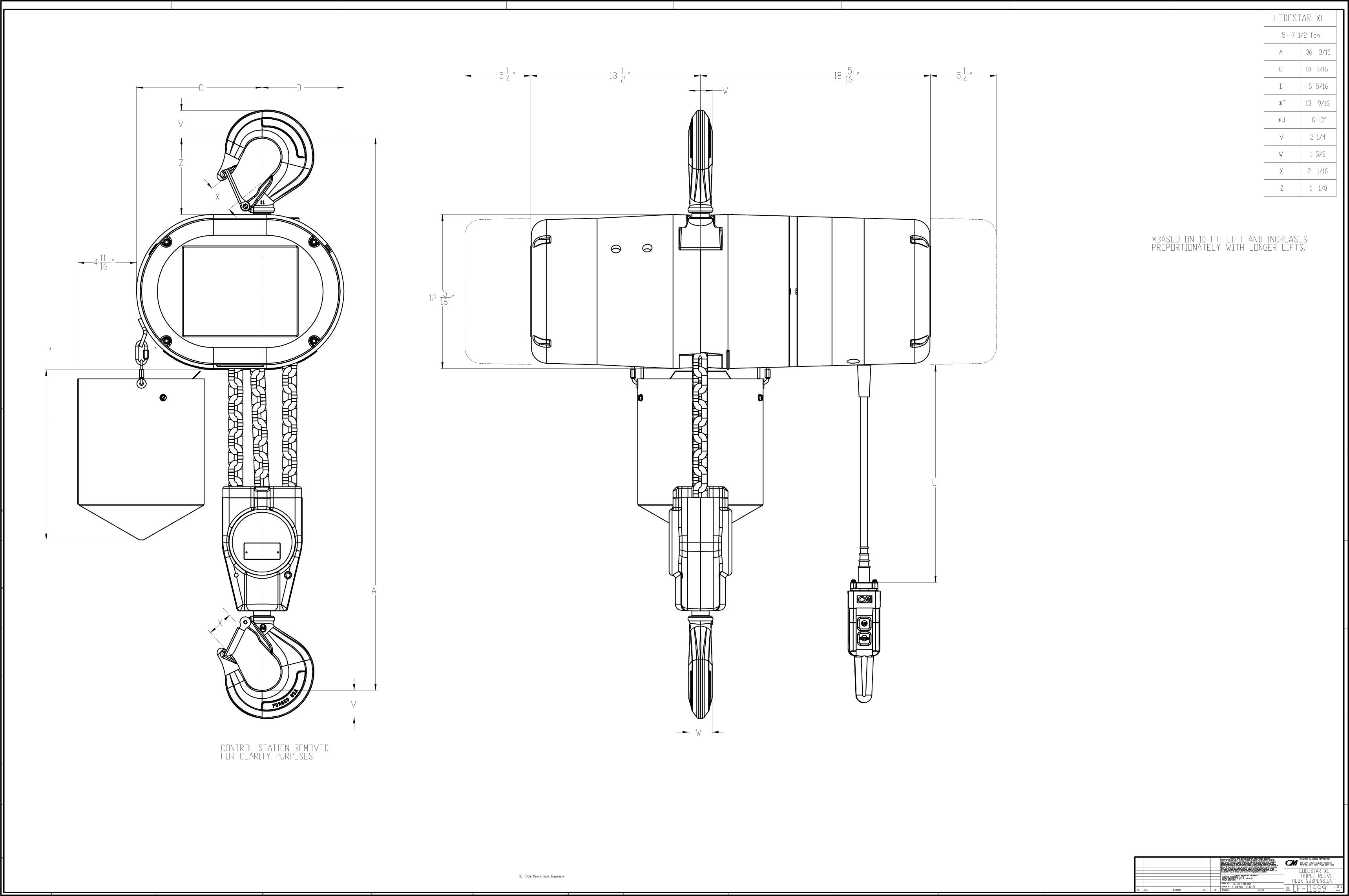 hoist wiring diagram 5 speed