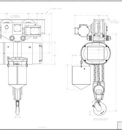 chain hoist reeving diagrams wiring diagram autovehicle chain hoist reeving diagrams [ 3437 x 2281 Pixel ]