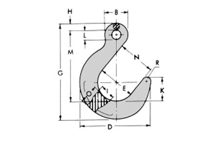 Product Code 474802, Little Mule CM Foundry Hook On