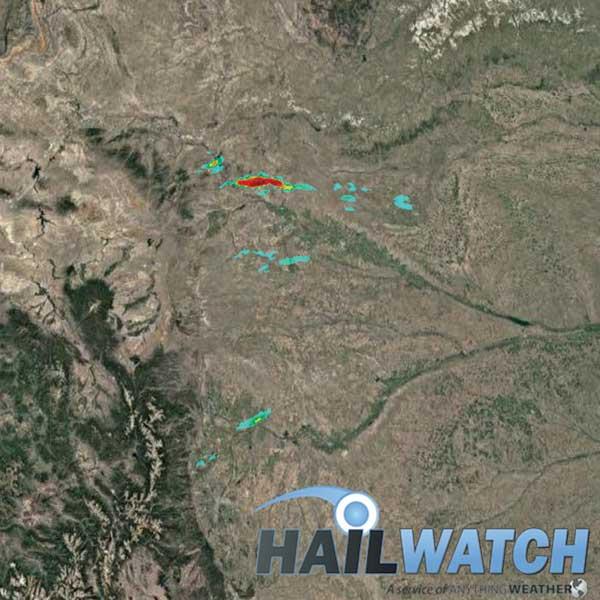 Hail Report for Greeley-Longmont CO-Goshen-Glendo WY ...