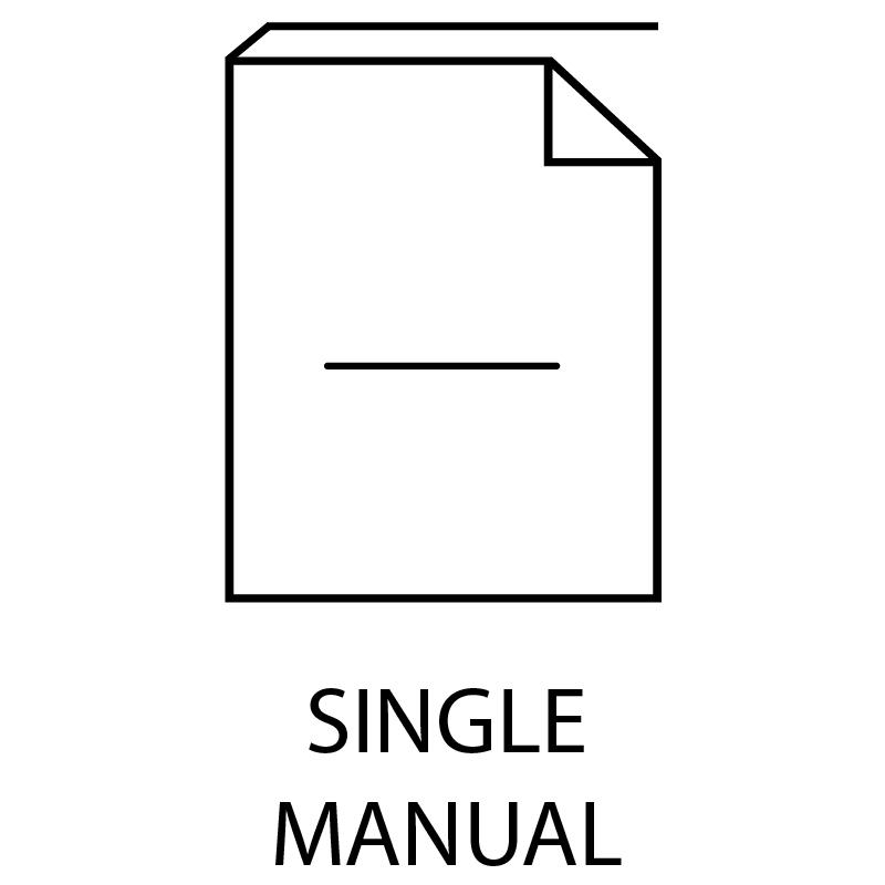 X30097 Operator's Manual for O-470-A, B, E, G, J, K, L, M